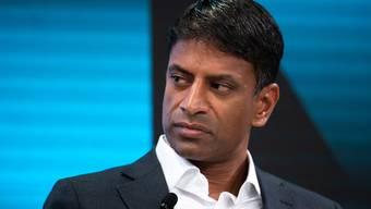 Der aktuelle Fall hat das Potenzial, für Novartis-Chef Vas Narasimhan unangenehm zu werden