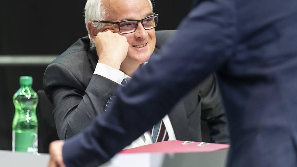 Berner Regierung diskutiert am Mittwoch öV-Maskenpflicht
