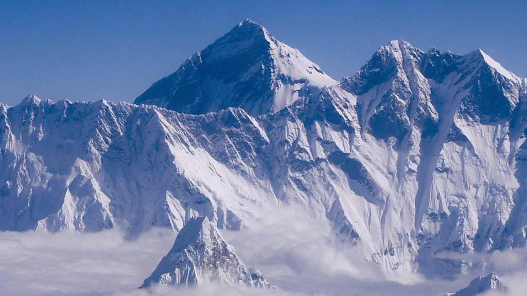 China schliesst sein Basislager am Mount Everest für normale Touristen wegen zu viel Müll. (Themenbild)