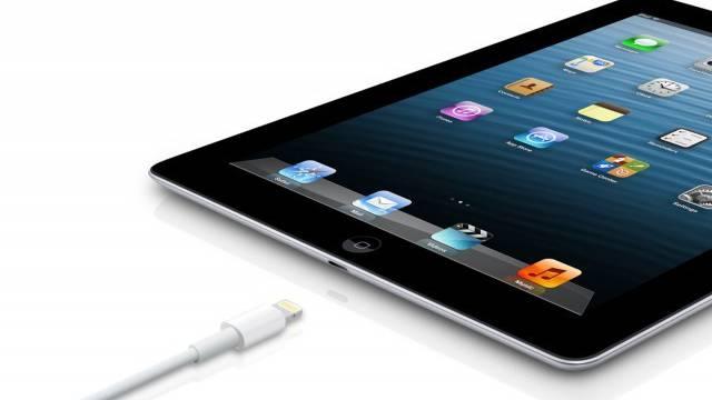 Vernetzt: Die neuen iPads sollen grösser werden