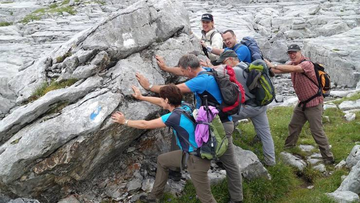 Stretching oder den Berg wegrücken?