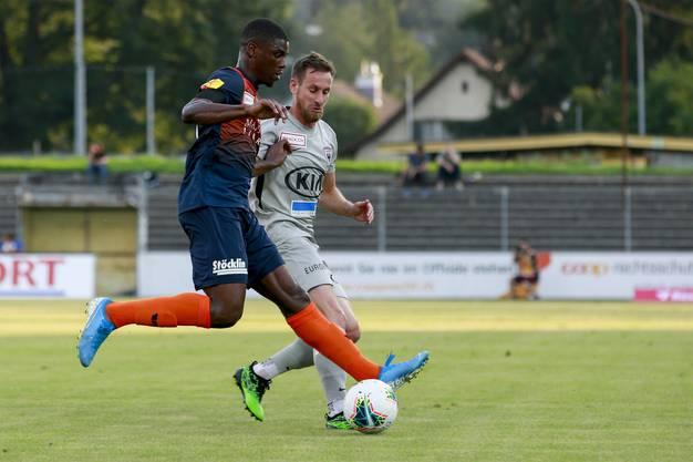 Zuletzt feierte der FCA einen Heimsieg gegen den FC Wil.
