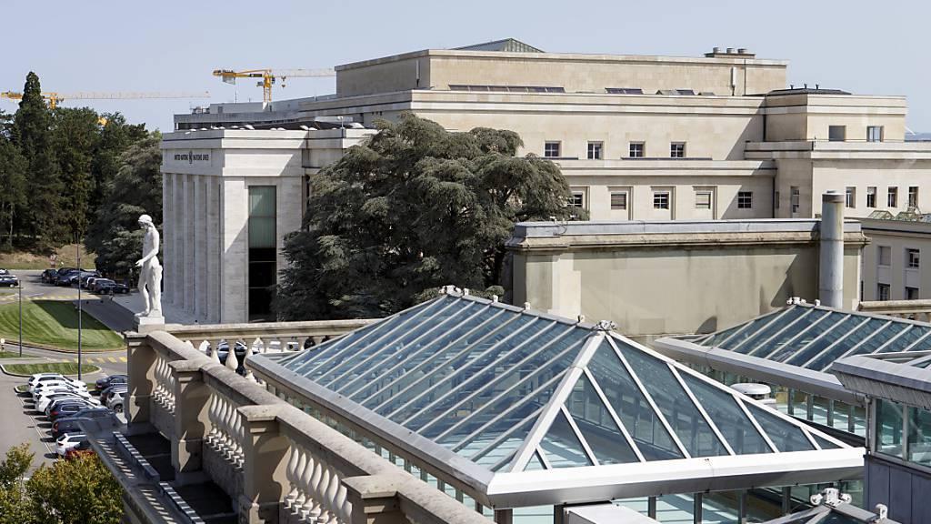 Parlament spricht 112 Millionen Franken für internationales Genf