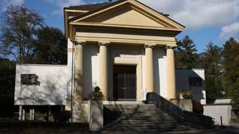 Machte Schlagzeilen: Das Krematorium Solothurn.