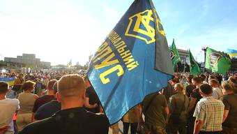 Die OSZE bestätigt Verstöße gegen die neue Waffenruhe im Ukraine-Konflikt. Foto: Vyacheslav Madiyevskyy/Ukrinform/dpa