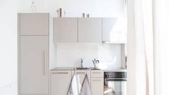 Nicht vorhanden sind gemäss Studie moderne 2-Zimmer-Wohnungen, die über eine kleine, aber attraktive Wohnfläche verfügen und unter 1500 Franken kosten. (Symbolbild)