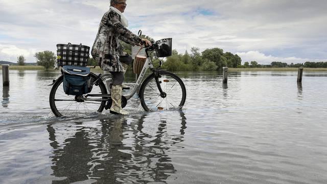 Bodensee steigt weiter an
