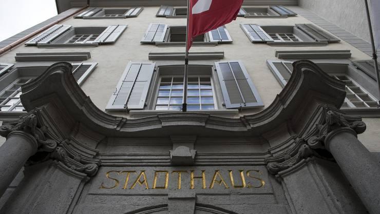 Wer wird bald im Stadthaus Baden sitzen?