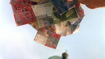 Bundesfinanzen im Minus (Symbolbild)