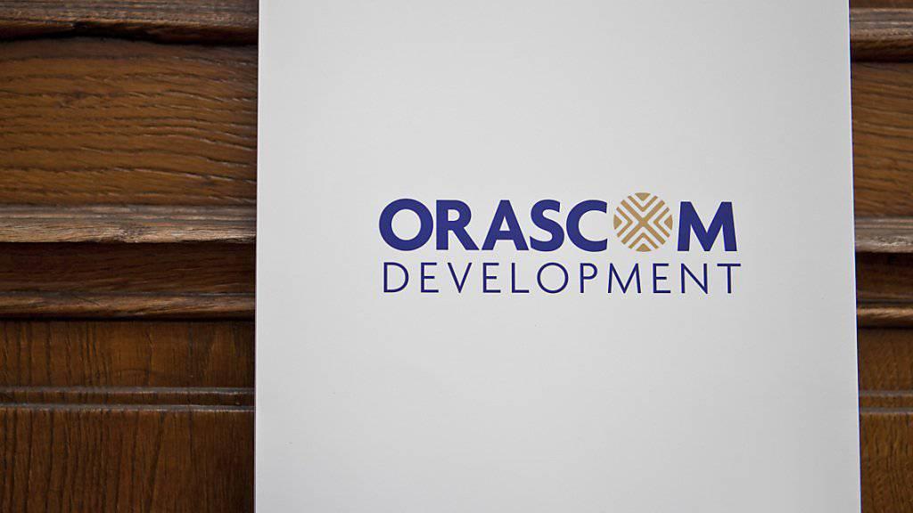 Gute Neuigkeiten für Orascom Development: Der Umsatz ist gestiegen.