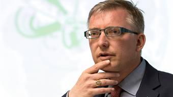«Wir haben nicht mit einem Wort gesagt, die Firma Wavecom sei unproblematisch.» Markus Seiler Chef des Nachrichtendienstes des Bundes NDB.