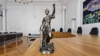 Die Corona-Krise bedeutet auch für die Justiz eine Herausforderung. (Symbolbild)