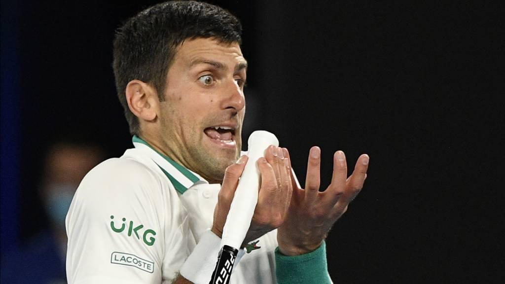 Nach Federer und Nadal: Auch Djokovic nicht in Miami