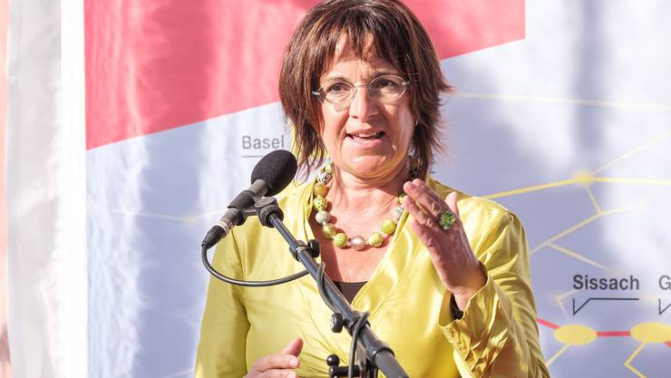 Information zur Verlagerung der Hauptverkehrszeiten am Beispiel der Fachhochschule Nordwestschweiz FHNW 4. Rednerin, Ursula Renold, Präsidentin Fachhochschulrat FHNW