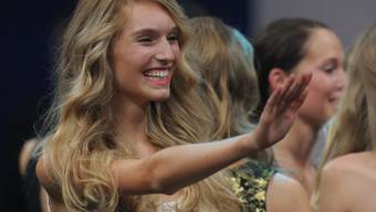 """Am Elite Model Look 2012 ging Manuela Frey als Siegerin hervor - ab Oktober amtet die 21-Jährige als Schweizer """"Model-Mama"""" in der Castingshow """"Switzerland's Next Topmodel""""."""