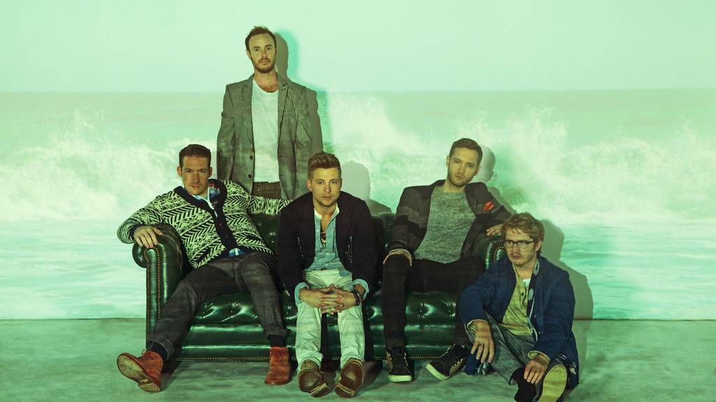 One Republic hauen Hit um Hit raus