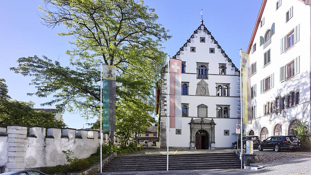 Der Schaffhauser Regierungsrat hat entschieden, wer welches Departement übernimmt. (Archivbild)