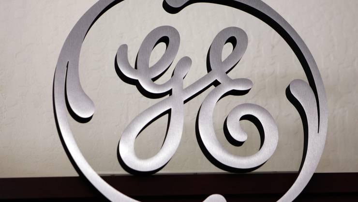 Mit einem Steuertrick hat General Electric Millionen von Steuern gespart – und das legal. Im Bild: Das Logo von General Electric.