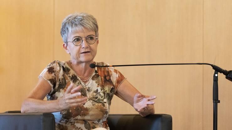 Will die Schulpflege erhalten: Maya Bally, CVP-Grossrätin und alt Schulpflegepräsidentin.