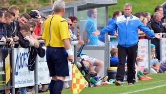 Für den FC Härkingen und Trainer Bruno Büttiker wird die Lage in der 2. Liga immer ungemütlicher.