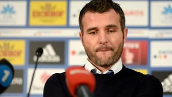 Nach dem Spiel gegen Luzern die Bestätigung: Alex Frei verlässt den Club.