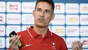 Das Coronavirus stellt Swiss-Olympic-Chefarzt Patrik Noack vor zahlreiche Herausforderungen.