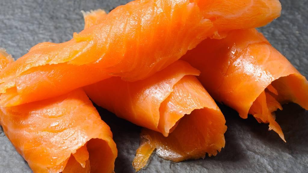 Lachs wegen Listerien zurückgerufen