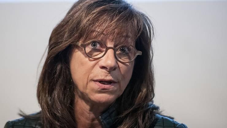 Die St. Galler SP-Regierungsrätin Heidi Hanselmann tritt nach vier Amtsperioden nicht mehr für eine Wiederwahl an.