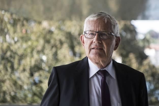Der FDP-Mann wurde nach seinem Rücktritt unter anderem Verwaltungsrat von Swiss Re und später Präsident der UBS.