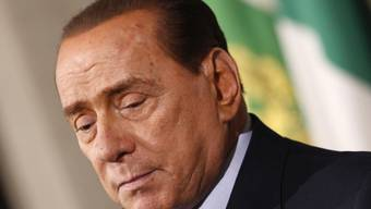 """Silvio Berlusconi trat aus dem Orden der """"Ritter der Arbeit"""" zurück"""