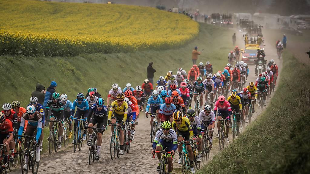 Die Monumente des Radsports werden getroffen
