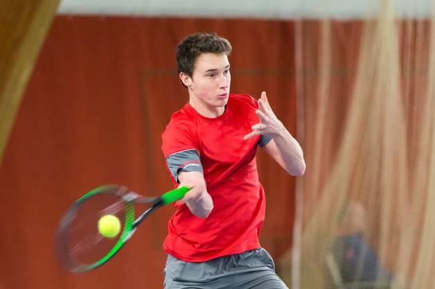 Vorjahresfinalist Jakub Paul zieht dank einer souveränen Leistung in die zweite Runde ein