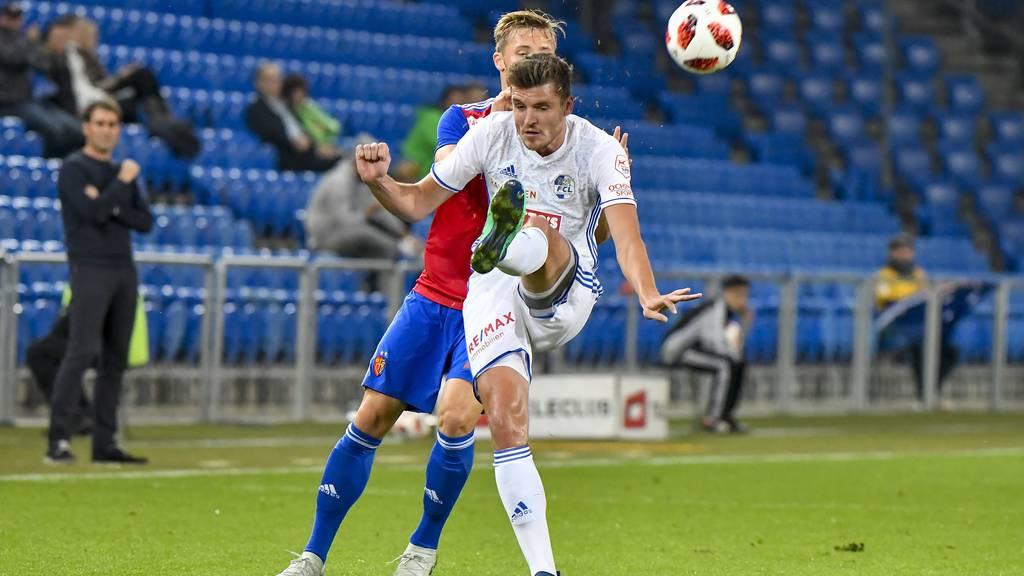 FC Luzern verliert gegen den FC Basel