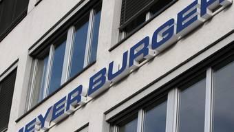 Logo von Meyer Burger in Thun