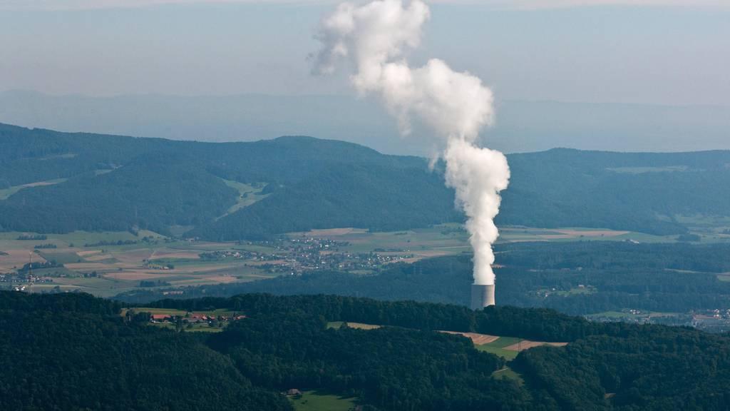 Nach automatischer Abschaltung: Das Atomkraftwerk Gösgen ist wieder am Netz