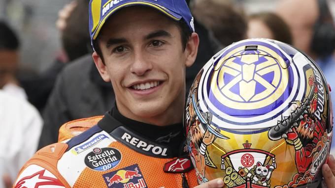 Marc Marquez bleibt in der MotoGP das Mass aller Dinge und gewann in Japan bereits das zehnte Rennen in dieser Saison