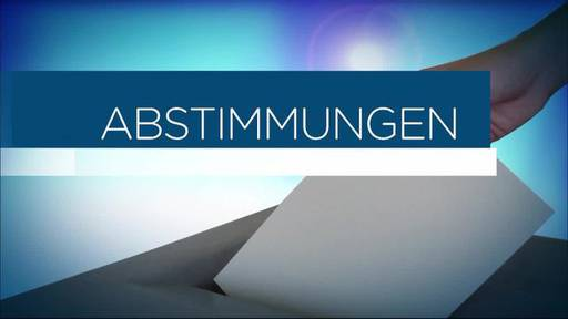 Abstimmungssonntag, 25. November 2018