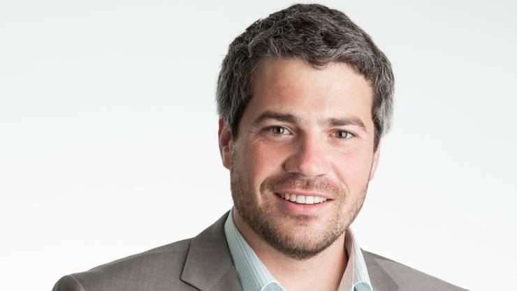 Sandro Sozzi, CVP-Gemeinderatskandidat