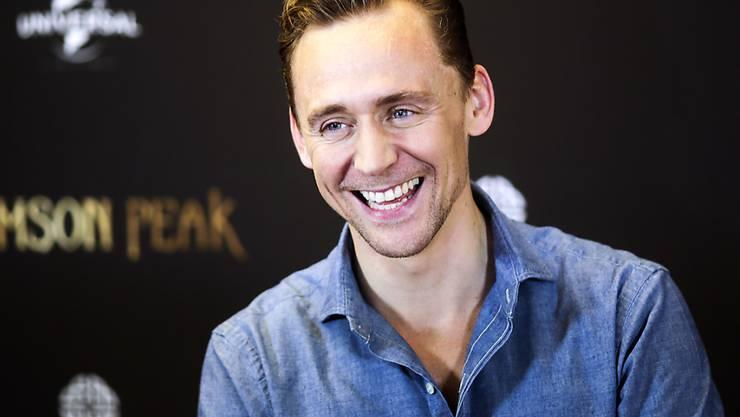 Daniel Craig steigt bei Bond aus, Tom Hiddleston (Bild) wird als sein Nachfolger gehandelt. (Archivbild 15.5.)