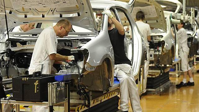 Volkswagen investierte europaweit die grösste Summe