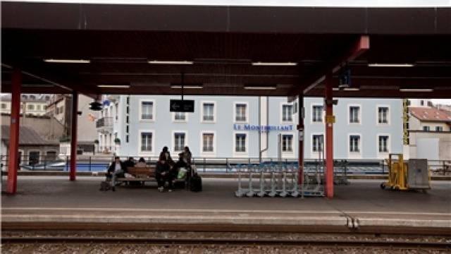 Schauplatz eines regionalen Verteilkampfs zwischen Zürich und der Westschweiz: Genfs Bahnhof Cornavin, der ausgebaut werden soll. Foto: Salvatore di Nolfi