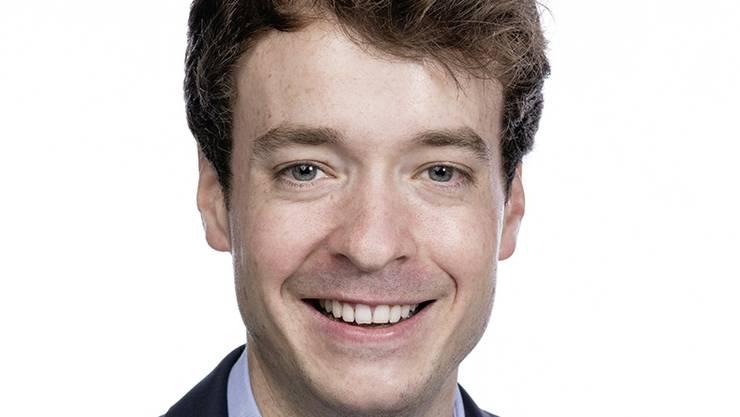 Adrian Schoop, FDP, Turgi.