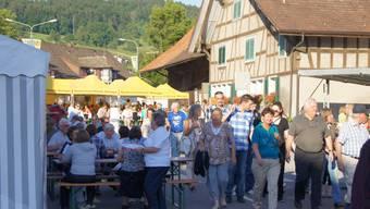 Räbblüetefäscht in Weiningen
