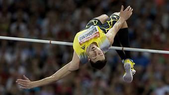 Bohdan Bondarenko mit unglaublicher Leistung.