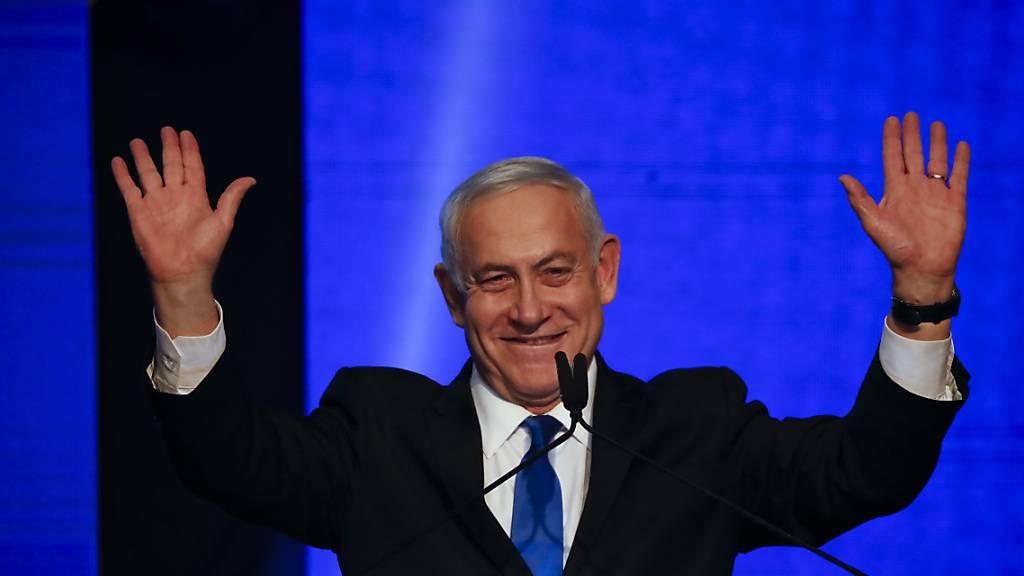 Patt nach Wahl in Israel - grosse Koalition möglich