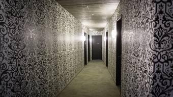 Impressionen aus dem neuen Glashaus-Hotel in Menziken