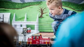 Impressionen Verein «Faszination Eisenbahn»