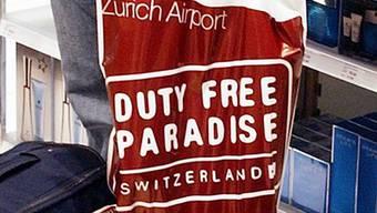 Duty-free-Läden bald auch bei der Ankunft (Archiv)