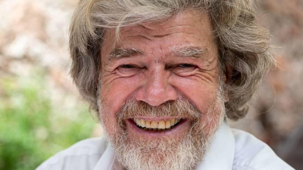 Reinhold Messner geht dem Alter gelassen entgegen. (Archiv)