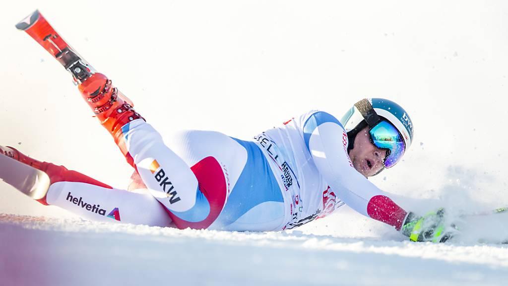 Italiens Skiteam von Corona-Fällen betroffen